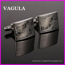 VAGULA Оптовая лазерный Запонки (HL10148)