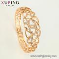 52157 xuping мода хорошее позолоченный индийский ювелирные изделия окружающей среды медный браслет