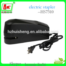 Stationery factory wholesale high quality plastic electric staple stapler