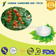 Best quality Taxus chinensis P.E. powder 98% Taxol