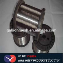 De alta calidad 302/304/316 de acero inoxidable de primavera alambre fabricante chino