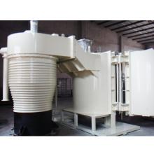 Piezas de plástico máquina de metalización al vacío
