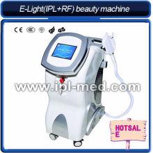 Tecnología óptica de pulso Spa Beauty Equipment