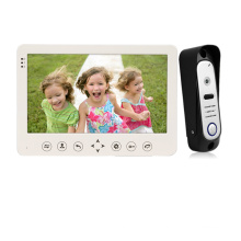 7 Inch video door phone with Unlock  and Motion Detection IP65 Waterproof for Home security