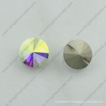 3051 boutons fantaisie avec deux trous