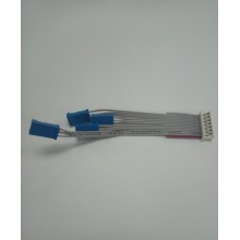 IDT Receptacle Flat Cable Assembly