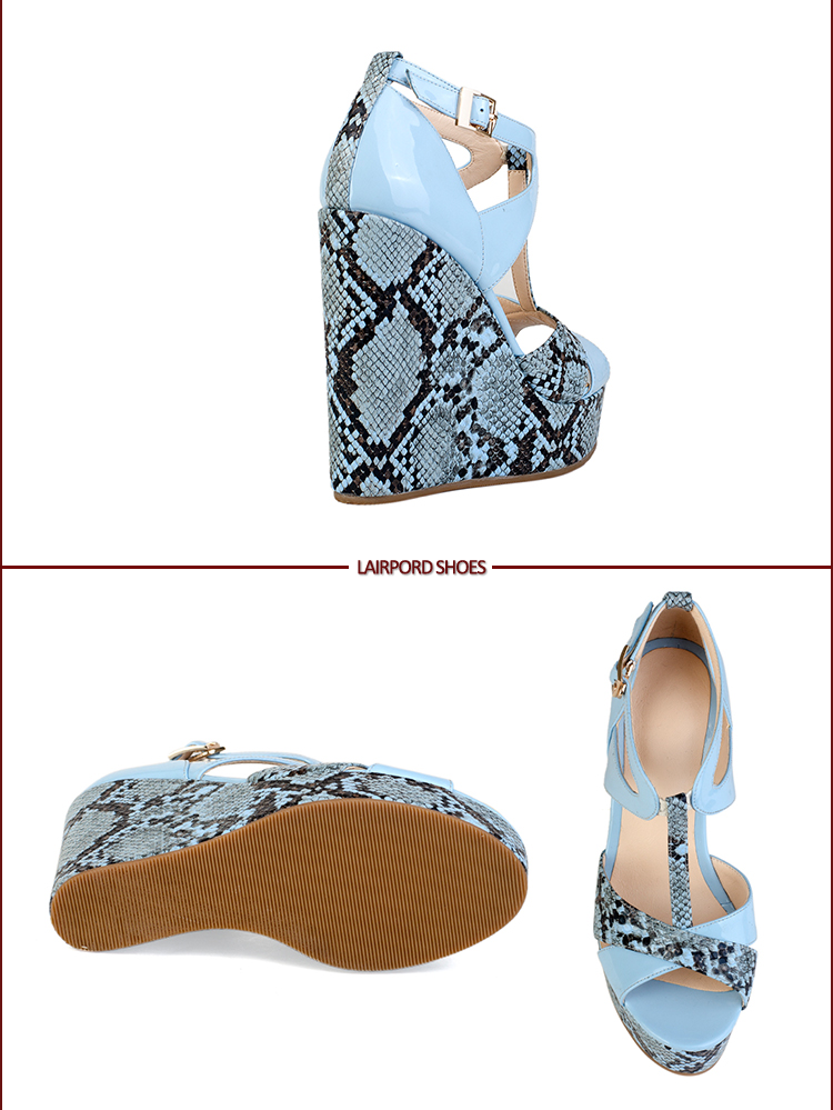 hot sale fashion wedge sandals