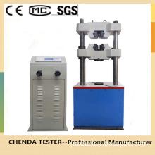 We-300b Digital Display Hydraulic Universal Testing Machine