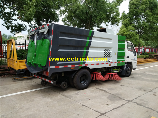 Road Sweeper Vehicles