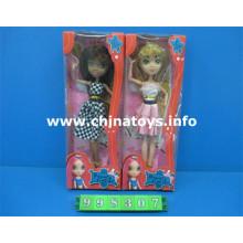 "Brinquedos baratos Promoation para a menina 11 ""boneca comum (998307)"