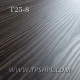 Synchronized Elegant Pine Grain HPL sheet for furniture flooring