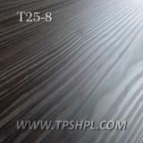 Synchronized Elegant Pine Grain HPL sheet for furniture flooring