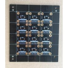 Good Quality for Quick Turn PCB 2 layer FR4 laser scatter PCB board export to Russian Federation Supplier