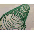 China Supplier of PVC Coated Barbed Wire Mesh