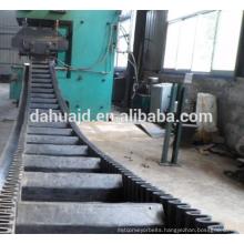 Nylon fabric beltTop quality burning resistant conveyor belt rubber belt