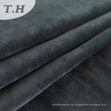 2016 East Knitting Suede Vevlet Fabrics