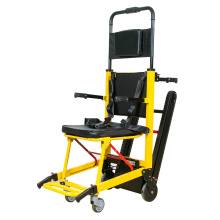 Powered assisted stair chair
