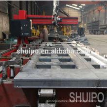 Máquina de soldadura automática da placa da máquina de soldadura automática da placa do CNC / CNC do transporte