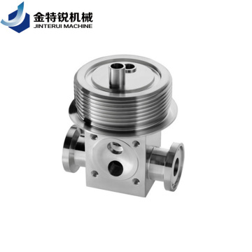 Medical Equipment CNC Lathe Machining Parts CNC milling