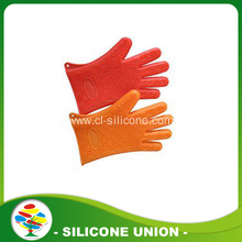 Heat Resistant Silicone insulated gloves