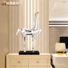 Resin Tier Figur Zusammenfassung Pferd Statue Dekoration Handwerk