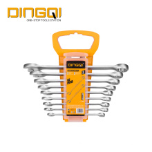 DingQi High Quality 9Pcs Combination Wrench Tool Set