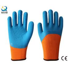 Рабочие перчатки Terry Napping Latex 3/4 с покрытием из пеноматериала