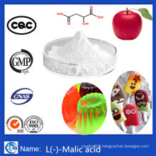 Factory Price 99% Purity Food Additive Powder Malic Acid