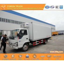 Qingling 600P 8tons mobile refrigerator truck