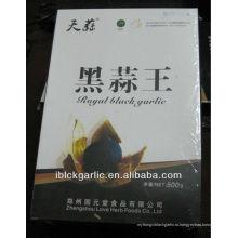 Китайский органический соло черный чеснок