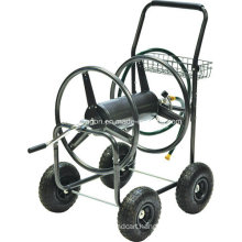 4 Wheel Garden Water Hose Reel Cart