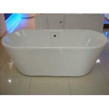 2014 estilo de moda bañera de hidromasaje independiente con CE