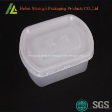 contenedores de comida de plástico pequeños en venta