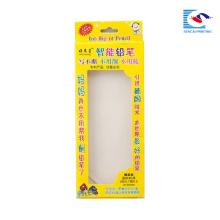 billig Kinder Stift Verpackung Box mit gestanzten Griff