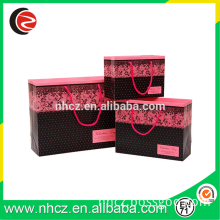 Thick Kraft Paper Bags for Cosmetic