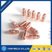 WP9 / 20 tig torch consumíveis corpo de cola 13N28