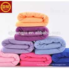 70 cm x 140 cm Absorbent Microfiber Fleece Bath Towel Shower Spa Body Wrap