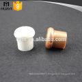 28/415 mushroom shape flip top plastic bottle caps