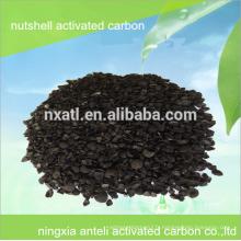 Fabricants de carbone activé par noix