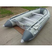 Heißes Boot 360 mit 6 Personen PVC aufblasbares Motorboot