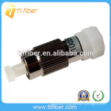 FC singlemode male to female fiber optical attenuator