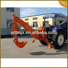 Tractor de granja 50-90hp tractor de espalda LW-8