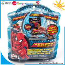 Spiderman Activity Set