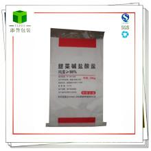 Aluminium Foil Compound Paper Bag for Betaine Hydrochloride