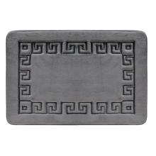 Tapetes de banheiro confortáveis com espuma viscoelástica