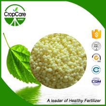 Fertilizante granulado composto NPK 30-9-9 30-10-10 13-13-21