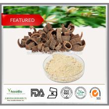Medicina Chinesa Erva Medicina Natural Cosméticos ingrediente 98% Magnolia Casca Extrato em pó