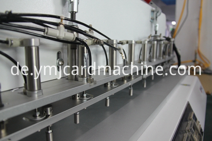 Smart Card Life Span Testing Machine