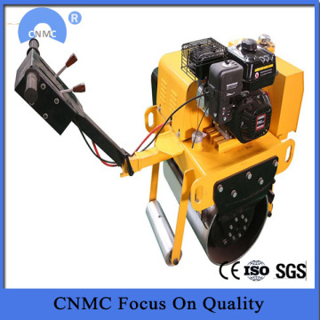Handle Hydraulic Compaction Gasoline Engine Road Roller
