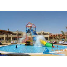 Durable Modular Play Aqua Park Equipment with Stainless Ste